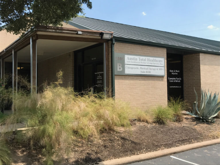 chiropractor physical therapy in Austin Texas